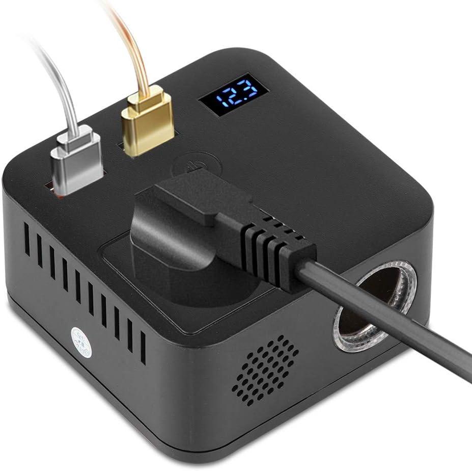 Audio & Video Zubehr Wechselrichter 150W Auto Wechselrichter ...