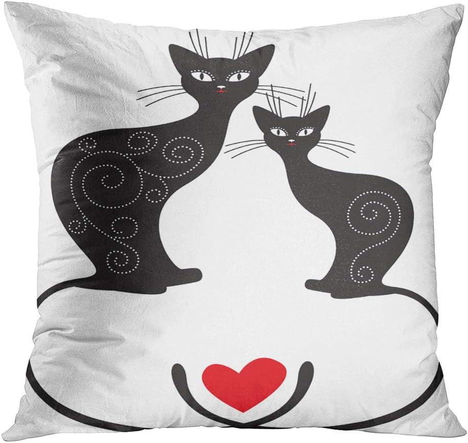 Menmek Throw Pillow Cover Decorative