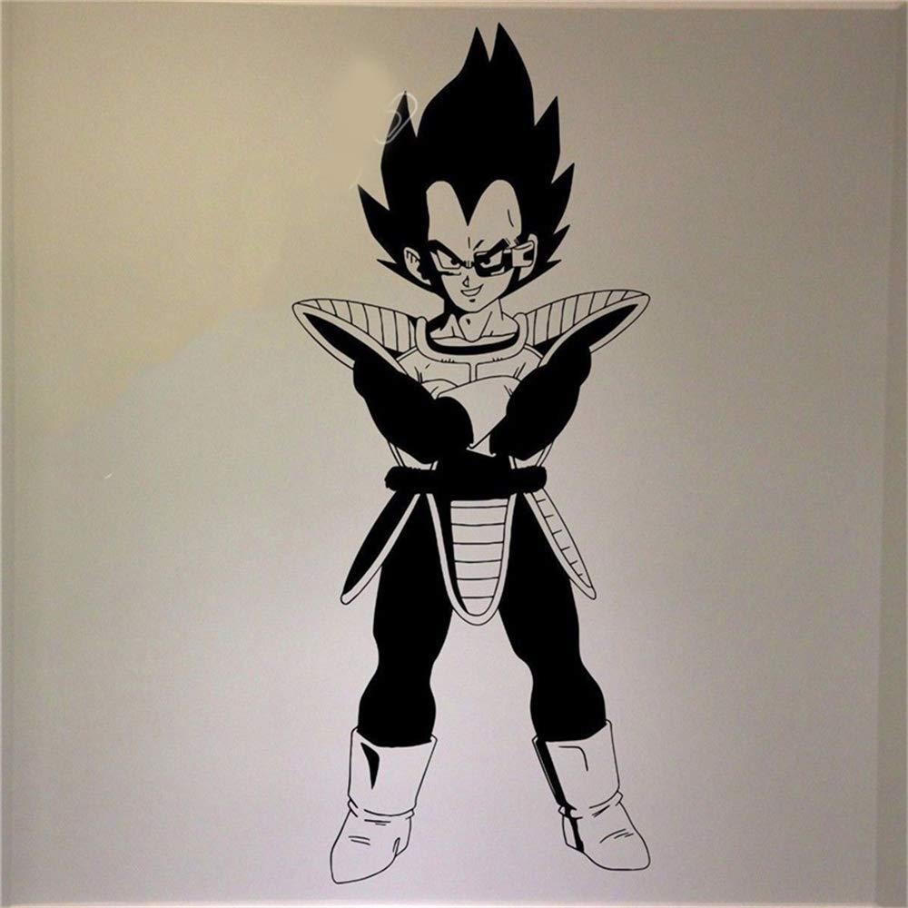 pegatina de pared Dragon Ball tatuajes de pared Dragon Ball Z Goku ...