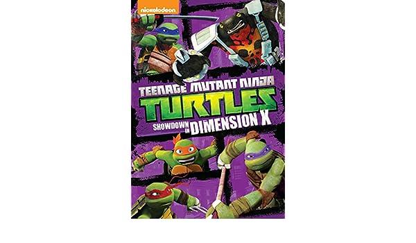 Teenage Mutant Ninja Turtles: Showdown In 2 Dvd Edizione ...