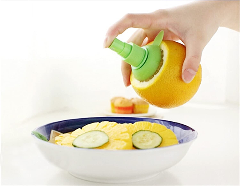 Creative Juice Juicer Lemon Spray Mist Orange Fruit Gadge Sprayer Kitchen Tools