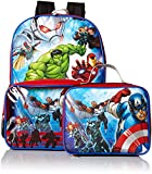 Marvel Boys' Avengers Backpack with Lunch Window Pocket - Best Reviews Guide