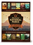 59 Illustrated National Parks - Softcover: 100th Anniversary of the National Park Service