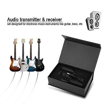Black SEC-ALARM210 - Sistema para guitarra Guitarra Sistema ...