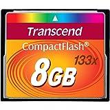 Transcend Ultra-Speed 133x 8GB Compact Flash Speicherkarte