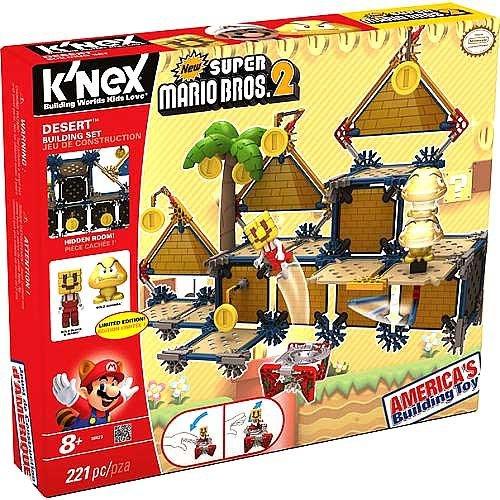 KNex Super Mario Desert Building Set