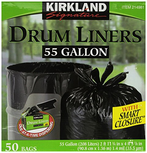 55 Gallon Drum Liner - 4