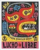 El Fuerte by Jorge R. Gutierrez Laminated Art Print, 26 x 32 inches