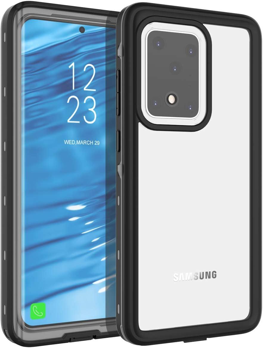 futypei Wasserfeste Hlle fr Samsung Galaxy S20 Ultra 6.9 IP68 ...