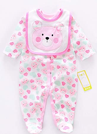 LLX Moda Ropa De Bebé Recién Nacido Reborn Baby Girl Doll Ropa para 20-22 Pulgadas 50-55 Cm Doll Gifts,J