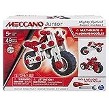 Meccano 6026957 Junior Motorcycle