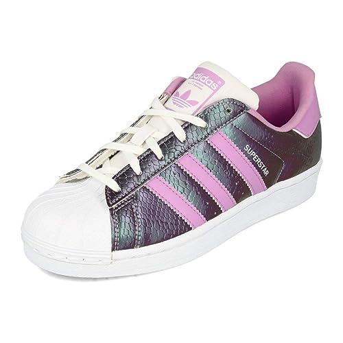 c6651ece32c83 ... get adidas superstar j scarpe da fitness unisex bambini bianco blanco  000 dc099 ebb5f coupon adidas superstar foundation scarpe da ginnastica  basse ...