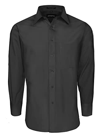 Dress shirts different colored cuffs clothing
