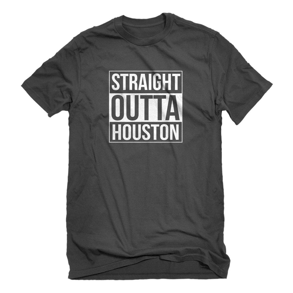 S Straight Outta Houston T Shirt
