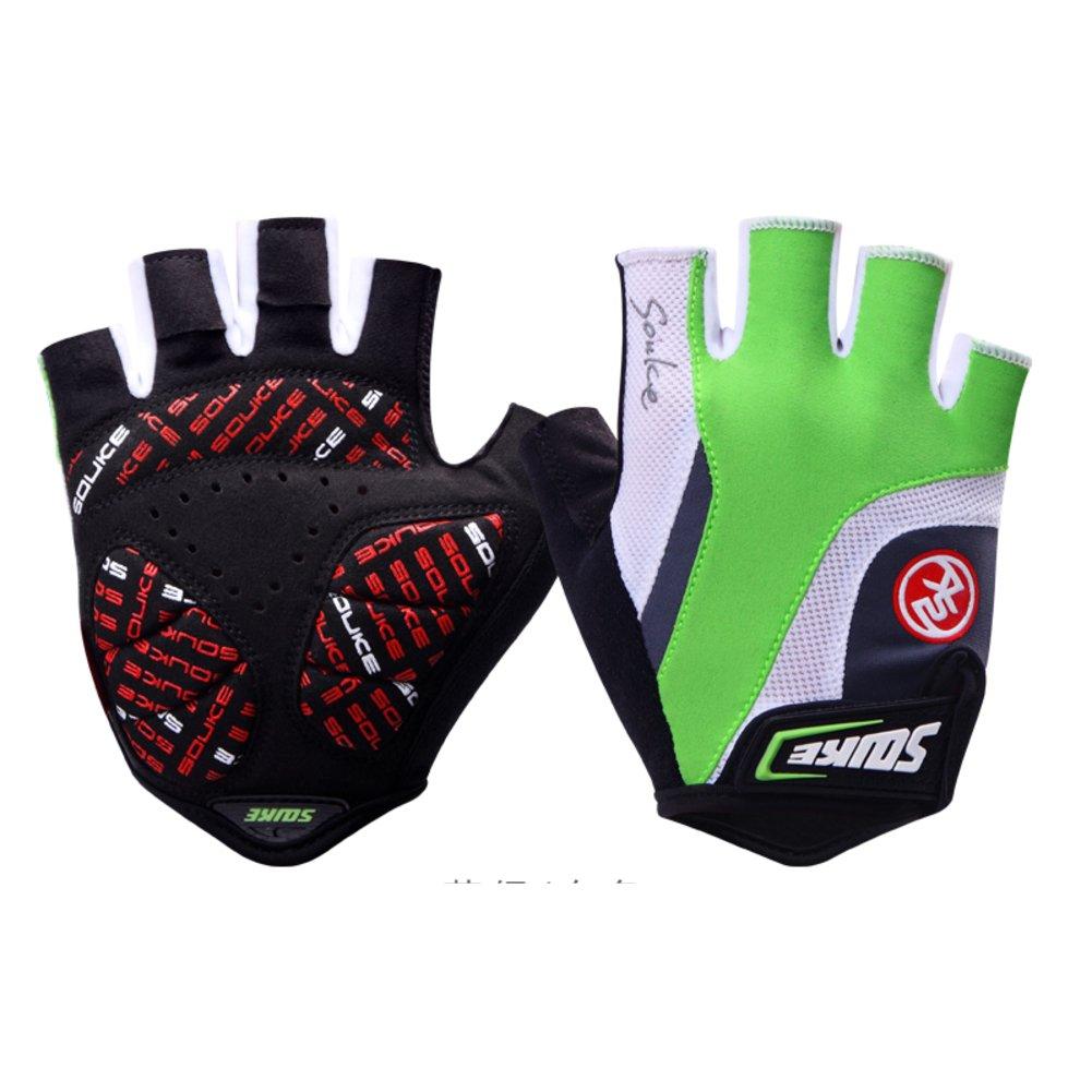 DXG&FX Lovers Reiten Handschuhe Fahrrad-Handschuhe Kinder der Handschuhe Riding Stoßdämpfende Luft Sporthandschuhe