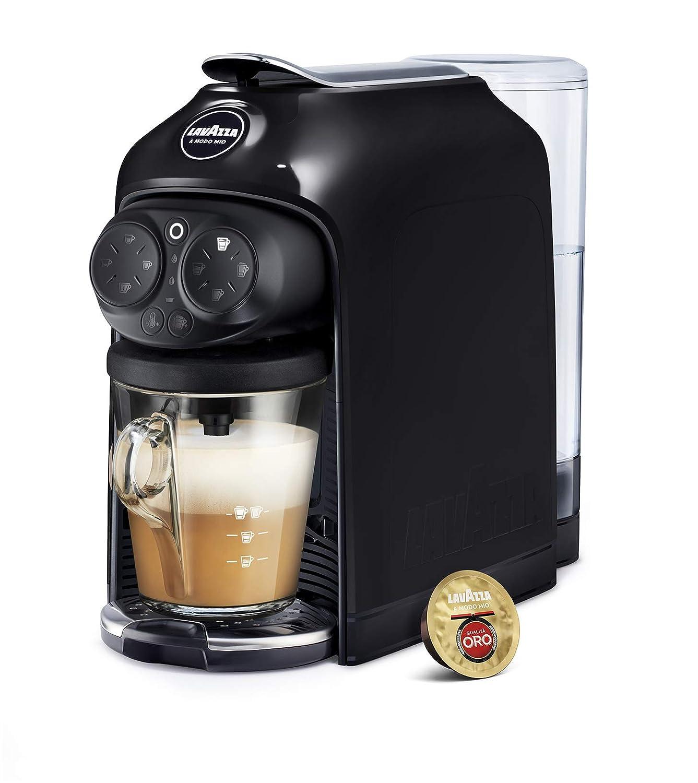 Lavazza A Modo Mio Des/éa Kapsel-Kaffeemaschine cremeweiss