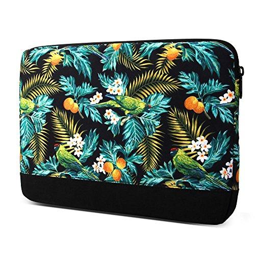 GMYLE Tropical Pattern Fabrics macbook