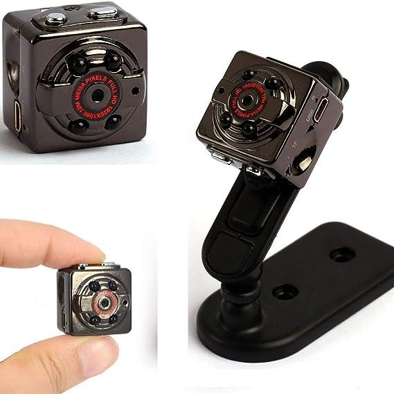 MAYOGA SQ8 Mini Camera Micro Motion Sensor Camera Sport Camera 1080P HD Camera Small Infrared Night Vision Mini Camcorder Home Office Garage Security Monitor