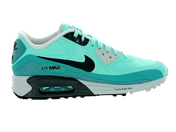 Amazon.com | Nike Men's Air Max Lunar90 Wr Bleached Turq/Anthracite/Ctln  Running Shoe 12 Men US (14) | Fashion Sneakers