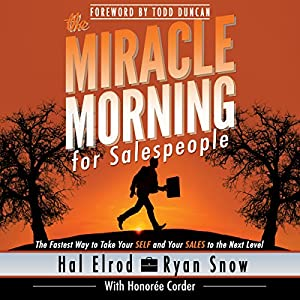 The Miracle Morning for Salespeople Hörbuch