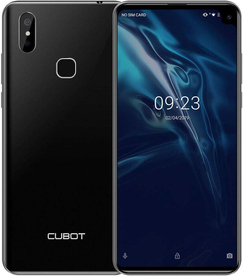CUBOT MAX 2 - Smartphone (4 G, 64 GB, Dual SIM), Color Negro ...