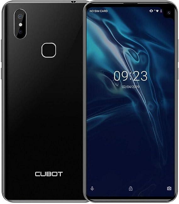CUBOT MAX 2 - Smartphone (4 G, 64 GB, Dual SIM), Color Negro: Amazon.es: Electrónica
