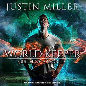 World Keeper: Birth of a World Audiobook