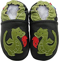 Fire Dragon Black 3-4Y