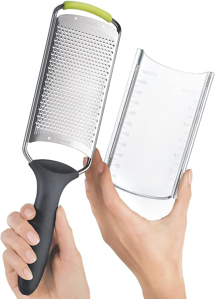 Cuisipro 746802 S//S Surface Glide Technology 11.5 Fine Grater