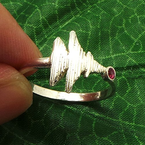 I love you soundwave ring