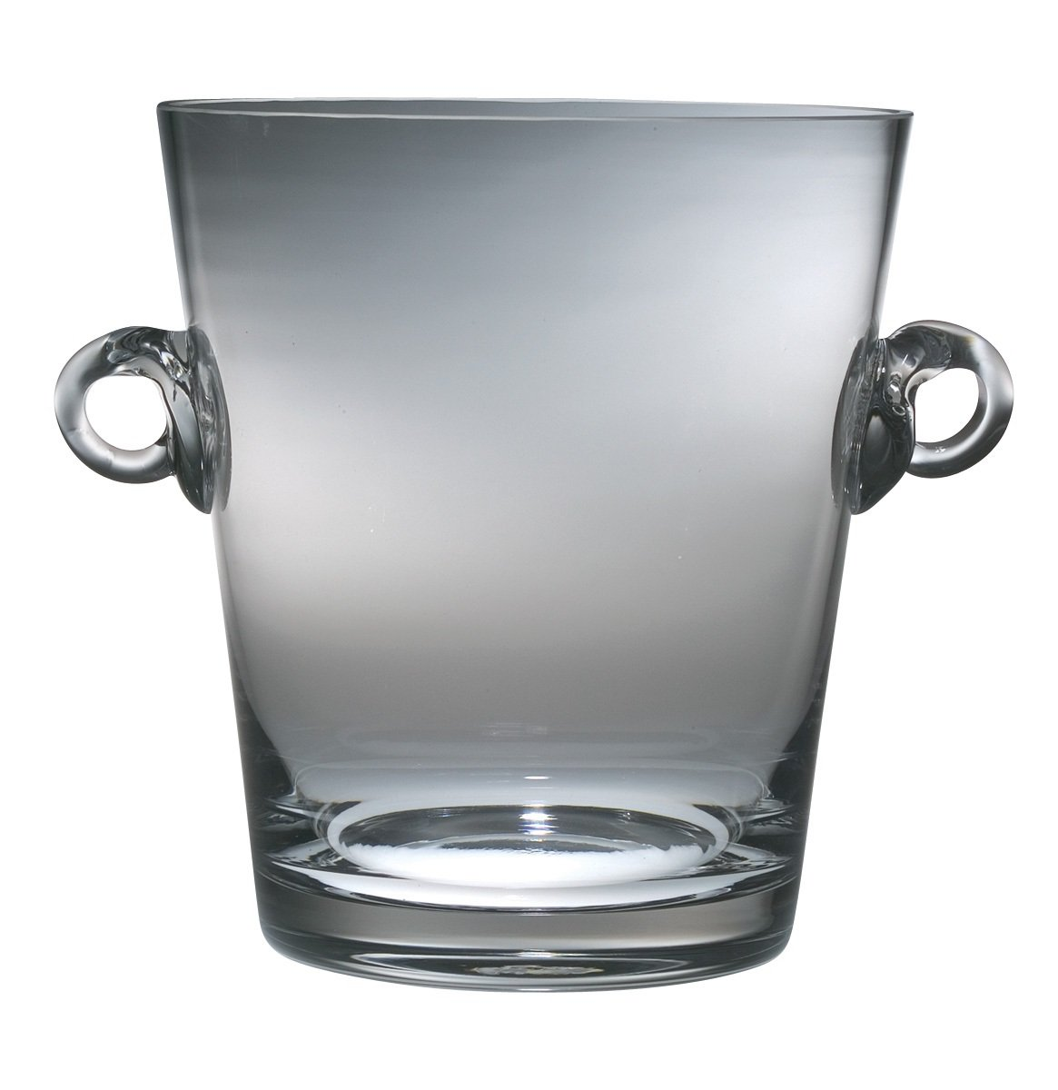 Majestic Gifts European Handmade Ice Bucket/Cooler, Large, Clear