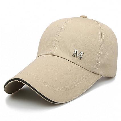 MAOCAP Gorra para Mujer/Gorra de protección Solar Gorra de béisbol para Hombre/Gorra