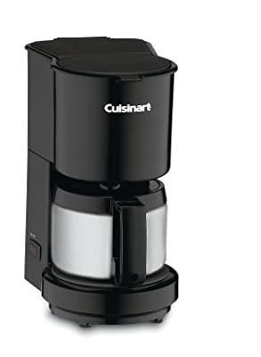 Cuisinart DCC-450BK with Stainless-Steel Carafe