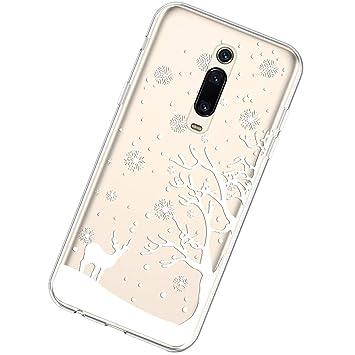 Funda Compatible con Xiaomi 9T Pro,Carcasa Creativo Patrón ...