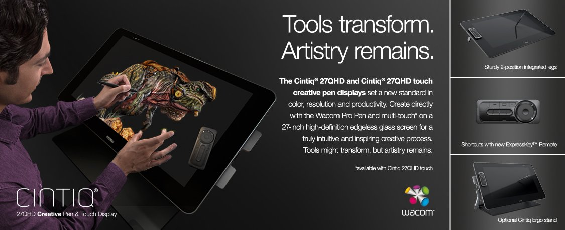 Buy Cintiq 27QHD Pen Only Online At Low Prices In India