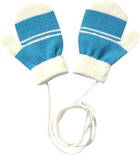 1 paire de gants enfants avec motif cœur taille S Douillet Chaud