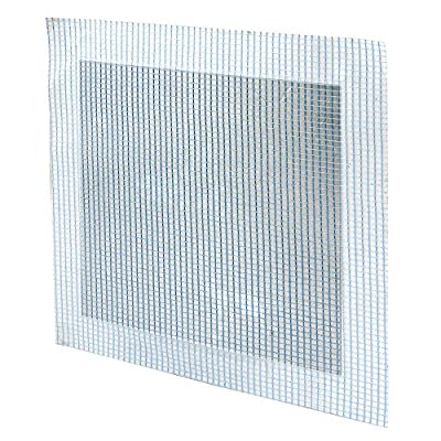 Prime-Line Products U 9286 Drywall Repair Patch, 12 in. x 12 in., Galvanized with Adhesive-backed Mesh