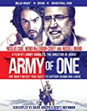Army Of One [Blu-ray]