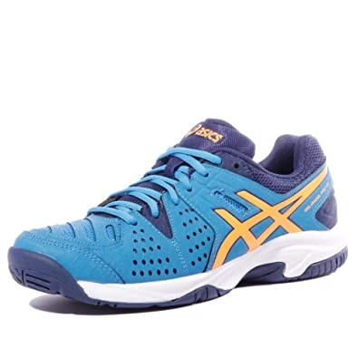 Asics Tenis Gel-Padel Pro 3 Gs Blue / Orange 39 Junior: Amazon.es ...