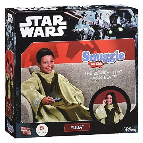 Star Wars Snuggie For Kids -Yoda