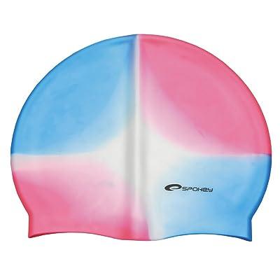 Spokey Abstract Cup Bonnet de Natation Mixte
