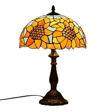 Amazon.com: Lámpara de escritorio para dormitorio, lámpara ...