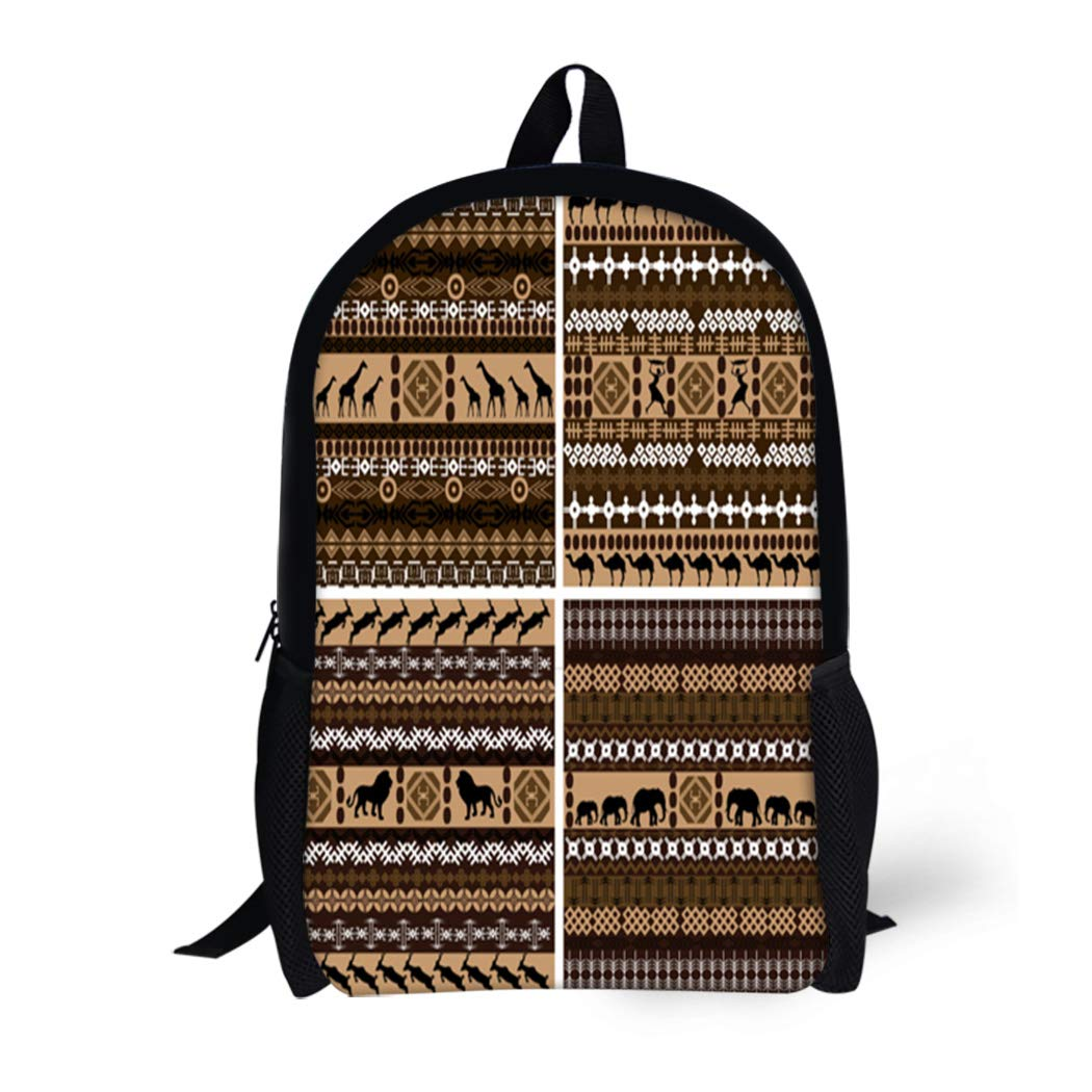 4bdb3f24e1f3 Amazon.com | Pinbeam Backpack Travel Daypack Entertainment Disco ...