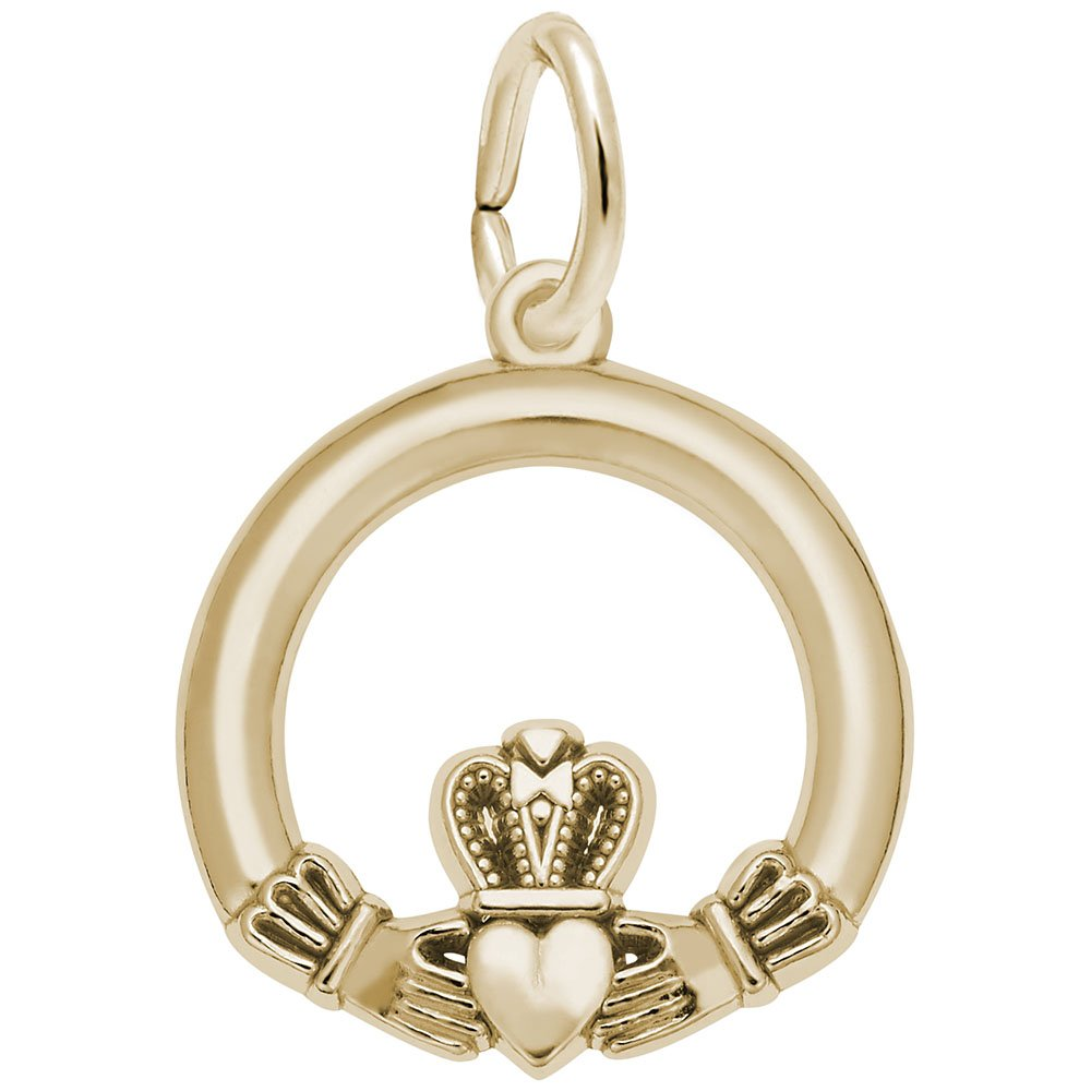 Claddagh Rembrandt Charms