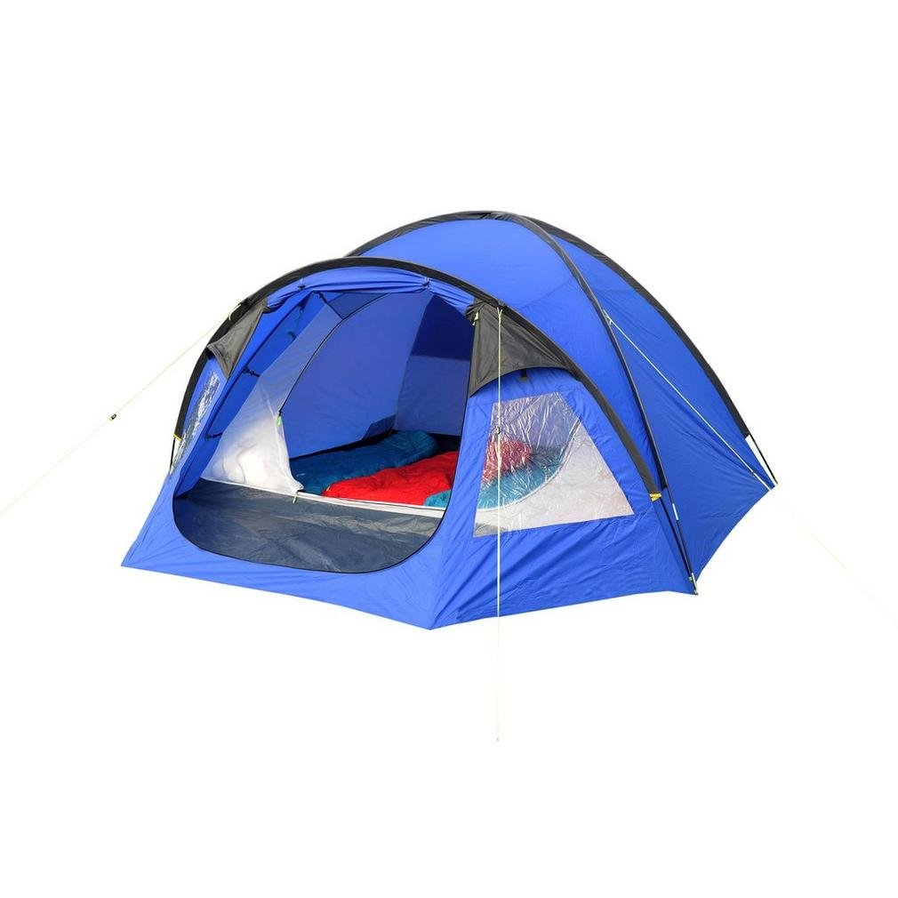 Eurohike Cairns 4 Man Deluxe Tent  sc 1 st  Amazon UK & Eurohike Cairns 5 Deluxe Tent Blue One Size: Amazon.co.uk ...