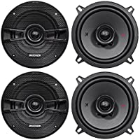 (4) Kicker 44KSC504 KSC504 5.25 300 Watt 2-Way Car Stereo Speakers KSC50