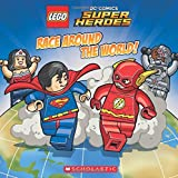 Race Around the World! (Lego DC Super Heroes: 8x8)