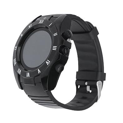 Smartwatch Demiawaking S5 Circular SIM Card Smart Watch Bluetooth ...