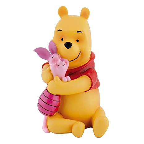 f1aeb5612c3 Bullyland 12320 - Resina - Winnie Pooh con Pimpi  Amazon.it  Giochi ...