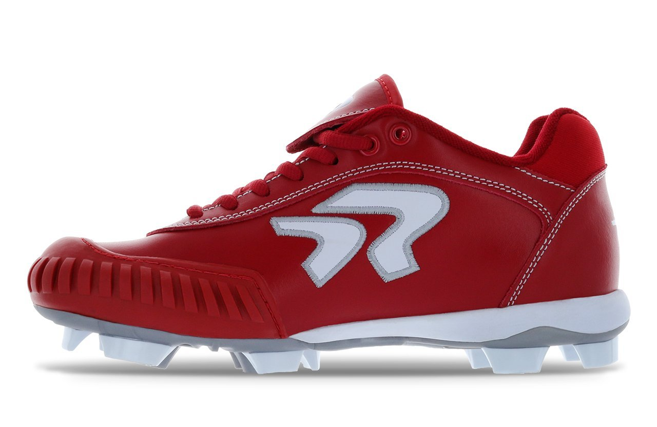 Dynasty 2.0 Cleat- Pitching B07B4NT8RY 7 B(M) US|Red/White